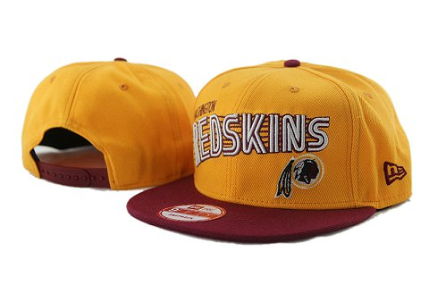 Washington Redskins NFL Snapback Hat YX250